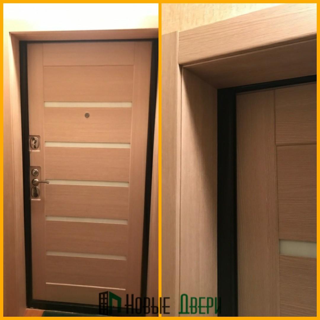установка входных дверей пермь