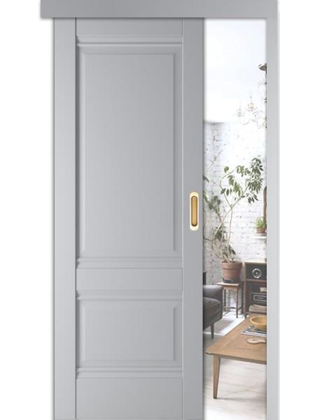 раздвижная дверь 1U, цвет Манхэттен