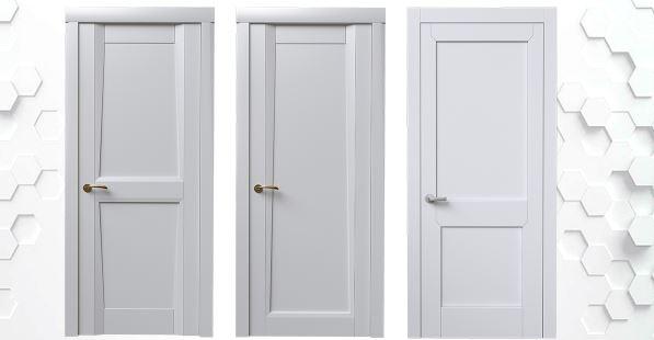 двери межкомнатные пвх купить